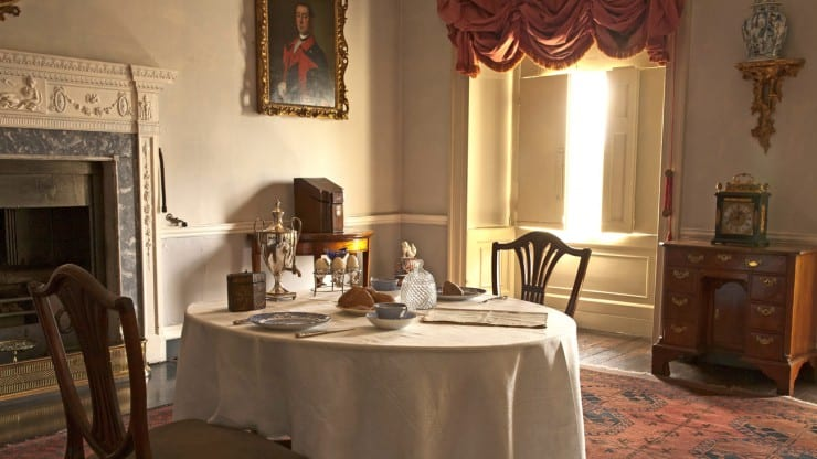 Explore the Georgian House Museum