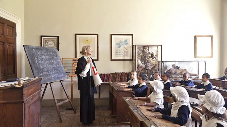 Discover: The Victorian schoolroom