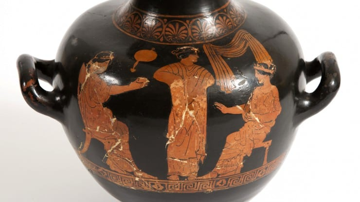 Workshop: Discover the Ancient Greeks