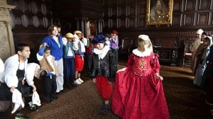 Learning at The Red Lodge Museum: Tudor fancy dress