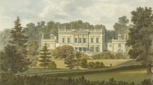 Painting of Redland Court
