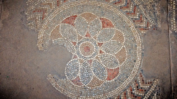 Bristol Open Doors Day: Kings Weston Roman Villa