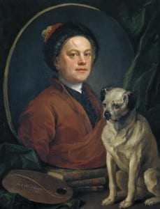 The Painter and his Pug © Tate Britain