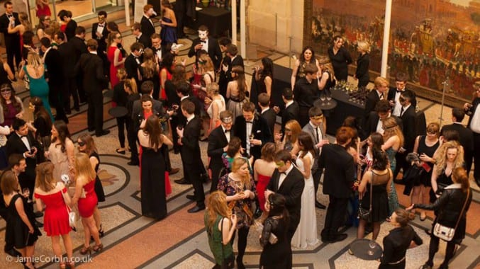 Proms and student balls