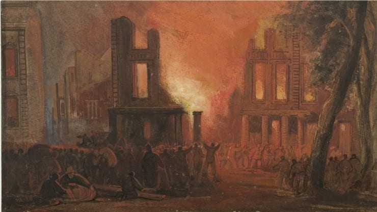 Historical Walk: Bristol's Burning! 1831 Riots