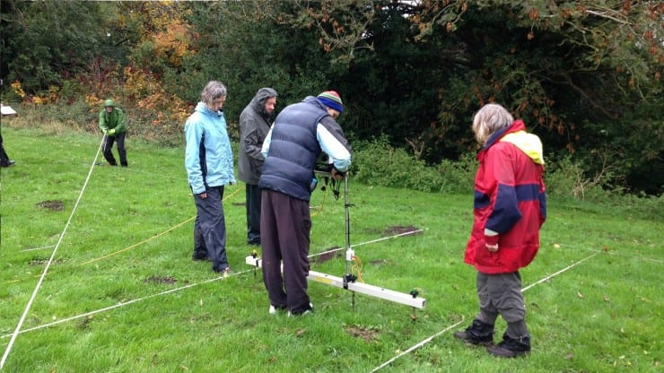 An Introduction to Geophysics