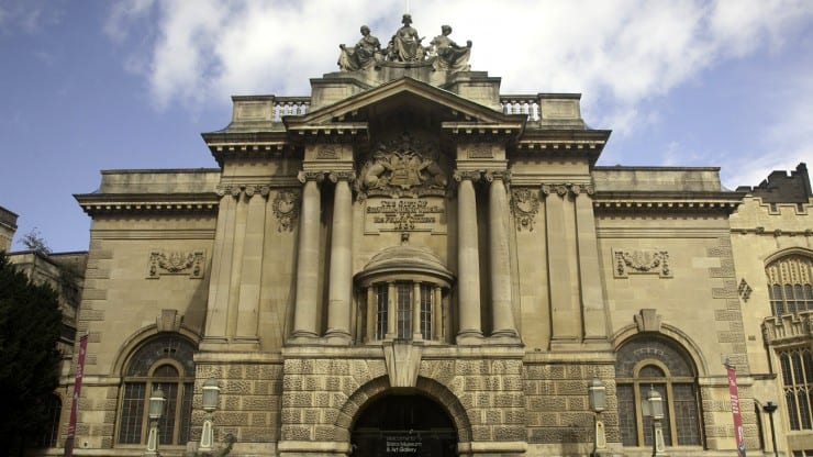Bristol Open Doors Day: Bristol Museum & Art Gallery