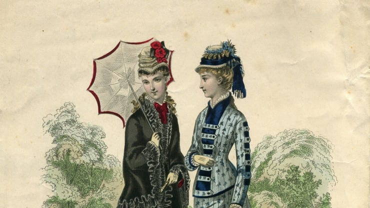 History of Fashion: The Nineteenth Century