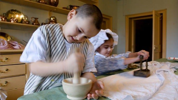 Georgian Bristol for Home Educating families