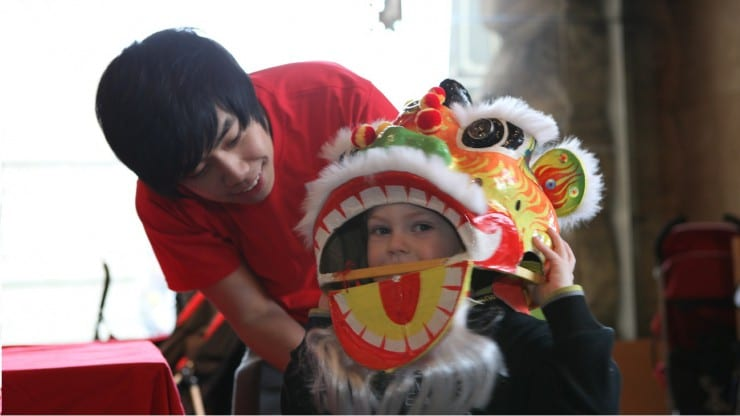Chinese New Year in your school