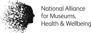 National Alliance for Museums Health & Wellbeing logo
