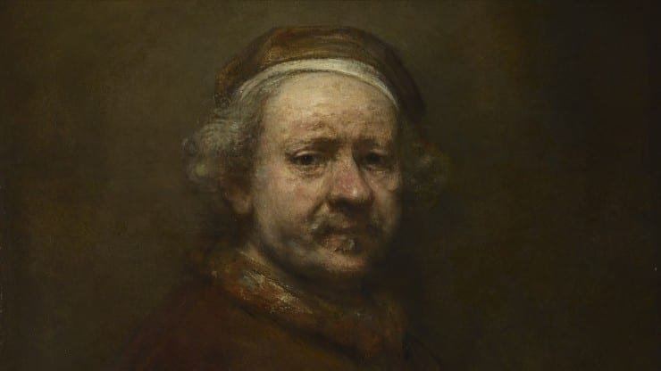 The National Gallery Masterpiece Tour: Rembrandt's Self Portrait at the Age of 63