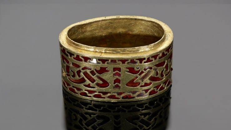 Winter Lecture: The Staffordshire Hoard