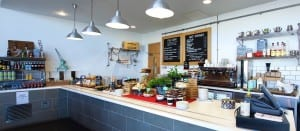 Photo of the cafe at M Shed