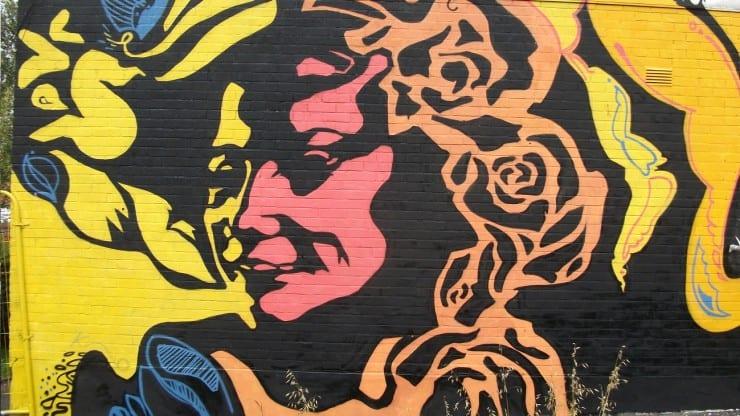 Walk: Bristol's street art