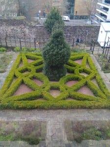 Elizabethan Knot Garden