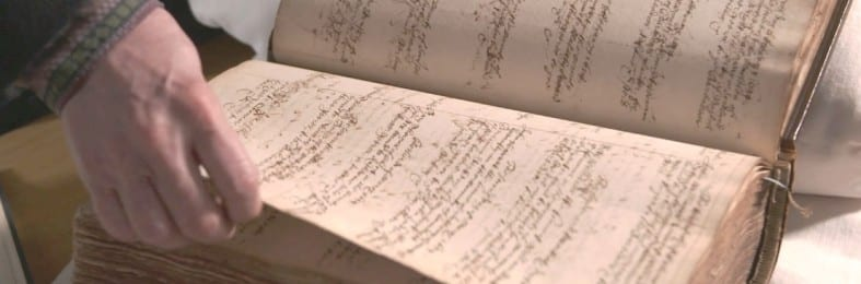A Learning City: Bristol's archives feature in BBC GCSE history film