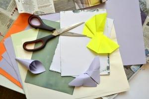 Paper image YB