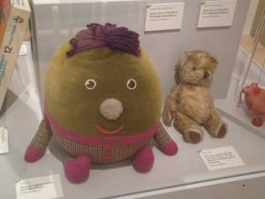 Humpty and Ted from Playschool