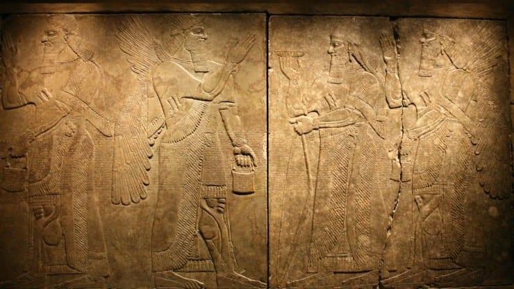 Lunchtime talk: Bristol's Assyrian Reliefs