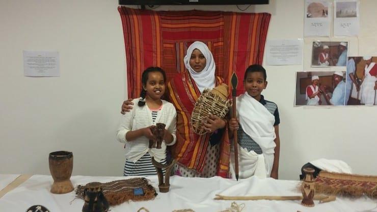 Somali family fun day