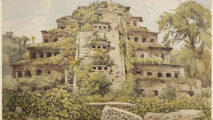 Winter Lecture: Discovering the Ancient Maya