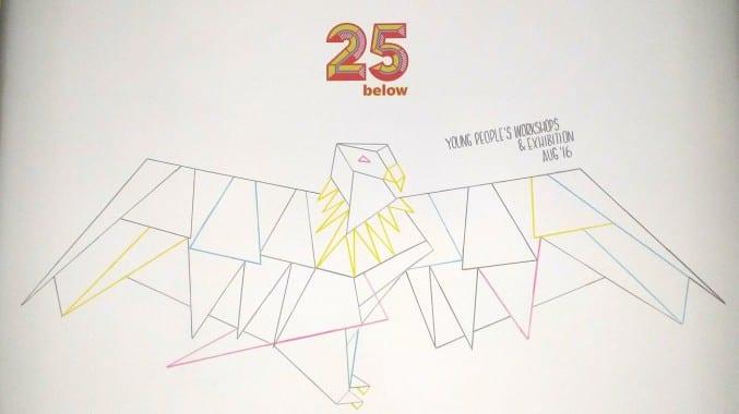 25 Below at Bristol Museum & Art Gallery