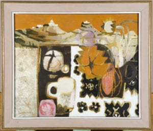 [K6174] Still Life in Gozo, by Mary Fedden