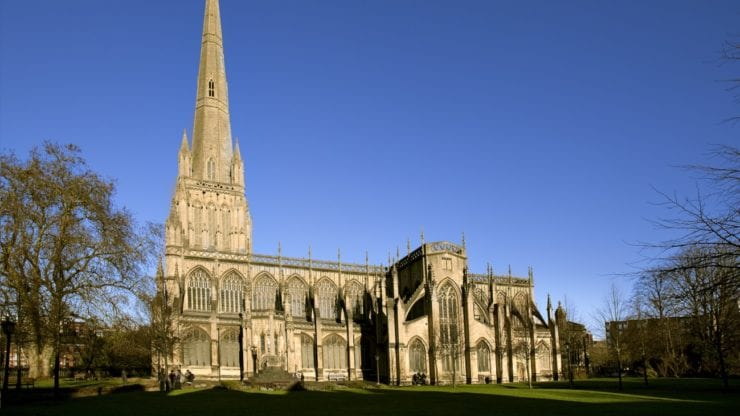 The art and architecture of St Mary Redcliffe