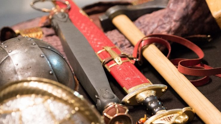 Home Educator webinar: Anglo-Saxons & Bristol