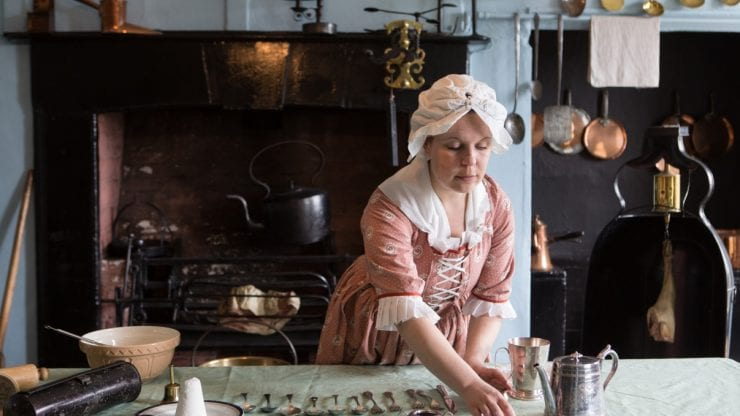 Workshop: Time Travellers - Bristol in the 1700s