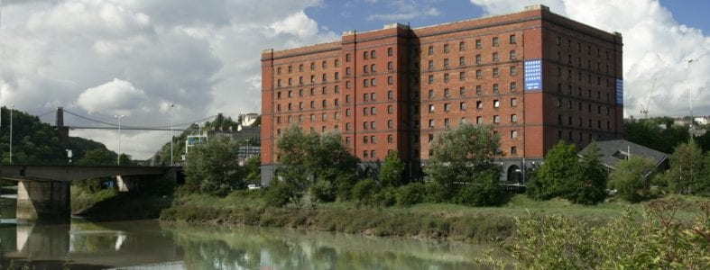 Bristol's Bonded Warehouses