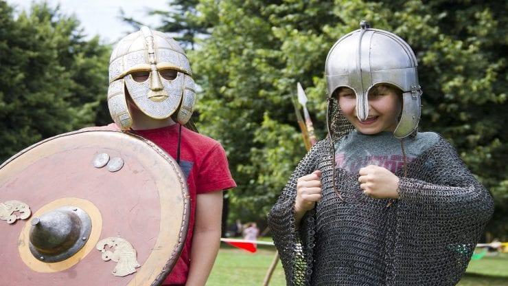 Workshop: Anglo-Saxons