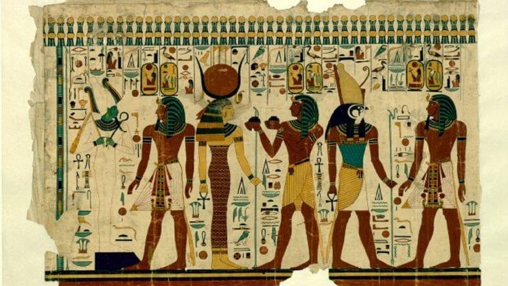 Egypt explorers