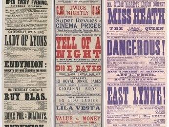 Raising the curtain on the history of the Theatre Royal