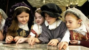 Discover: Tudor Life and Tudor Portraits workshop at Red Lodge Museum