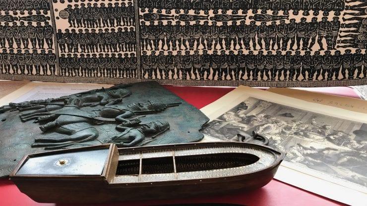 Bristol and the Transatlantic Slave Trade for home educated children