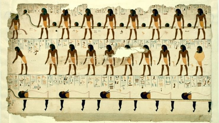 Ancient Egypt for home educating families