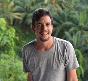 Ryan Lewis - pliosaurus volunteer coordinator