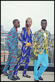 An image of African fashion
