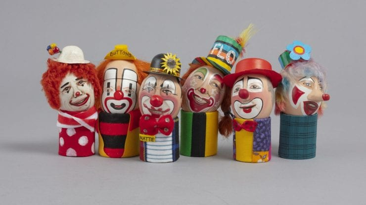 Clowns: The Eggs-hibition