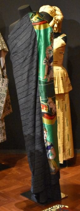 an image of 1. The Hausa wrapper