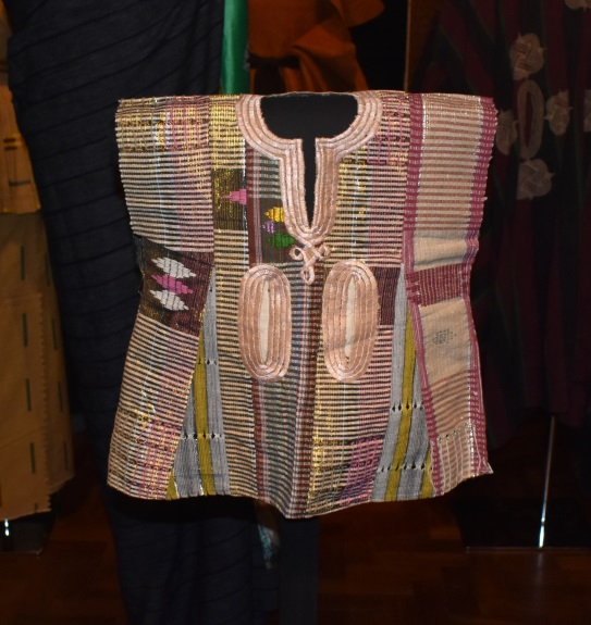An image of an African boys tunic