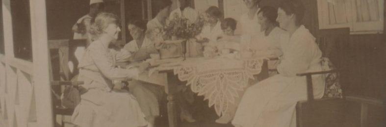 Margaret Duncan's diary: 14 July 1918