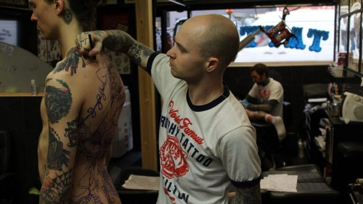 Museums at Night: Tattoo Live