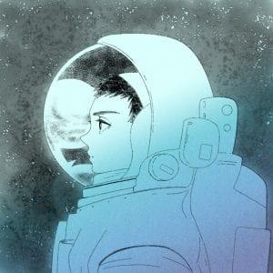 Manga astronaut