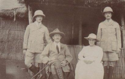 Margaret Duncan's diary: 16 September 1918