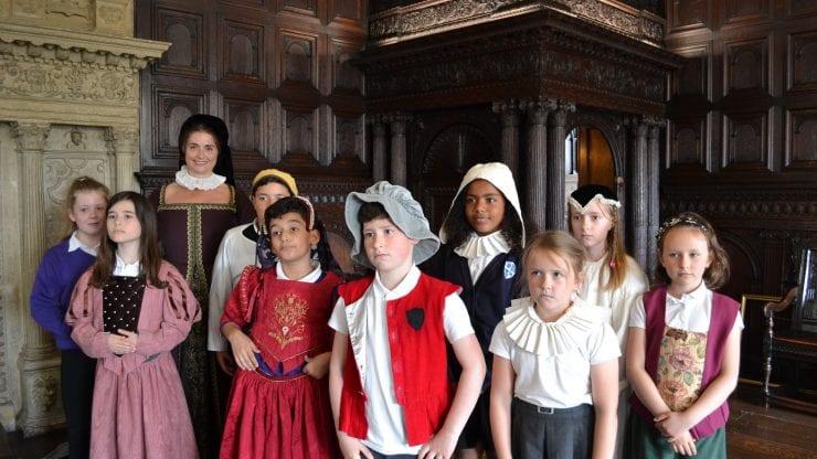 Workshop: Tudor Portraits