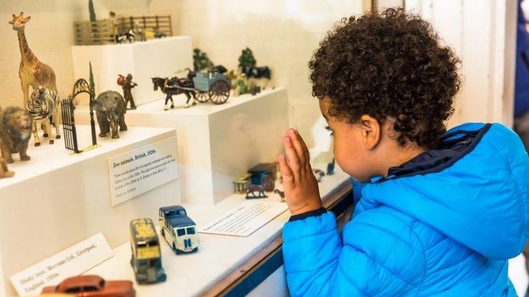 Make Blaise Museum brilliant!