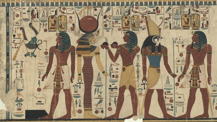KS2 webinar: Hieroglyphics & hieratic – writing in ancient Egypt